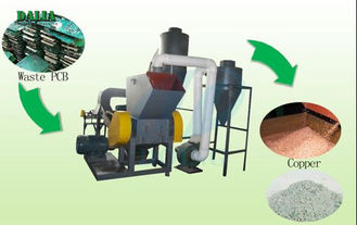 High Capacity PCB Board Recycling Machine Electrolysis Separating Physical Method